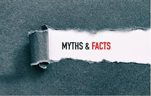 Myths about drug and alcohol addiction